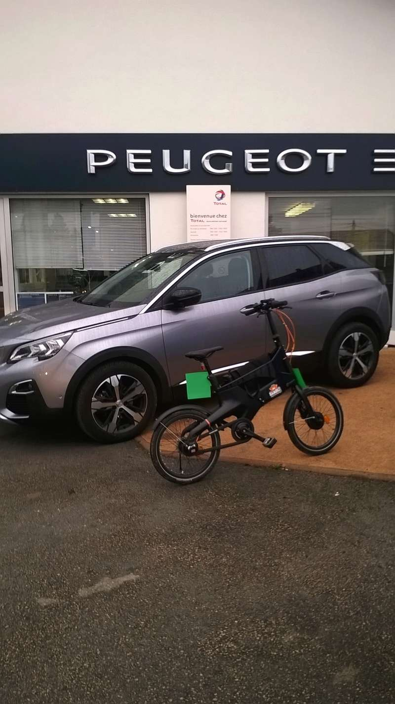 Peugeot AE21 with Subpac M2 3008ae10