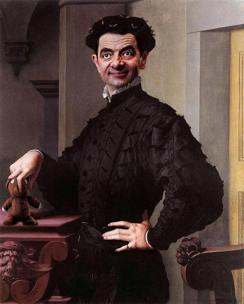 J'adore Mr. Bean Agnolo10
