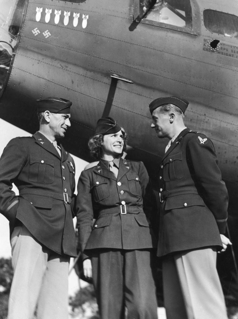 UN MIRACLE EN 1943 PENDANT LA SECONDE GUERRE MONDIALE Margar14