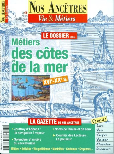 Nos Ancêtres. Vie & Métiers - martin Média Mytier11