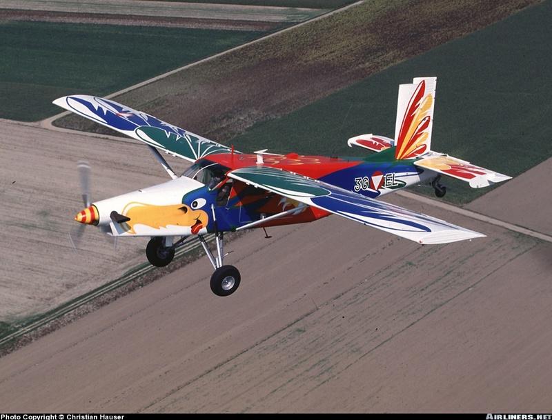 Pilatus PC-6/B2-H4 -. Roden 1/48 - Par fombec6 - Fini. - Page 2 Pilatu11