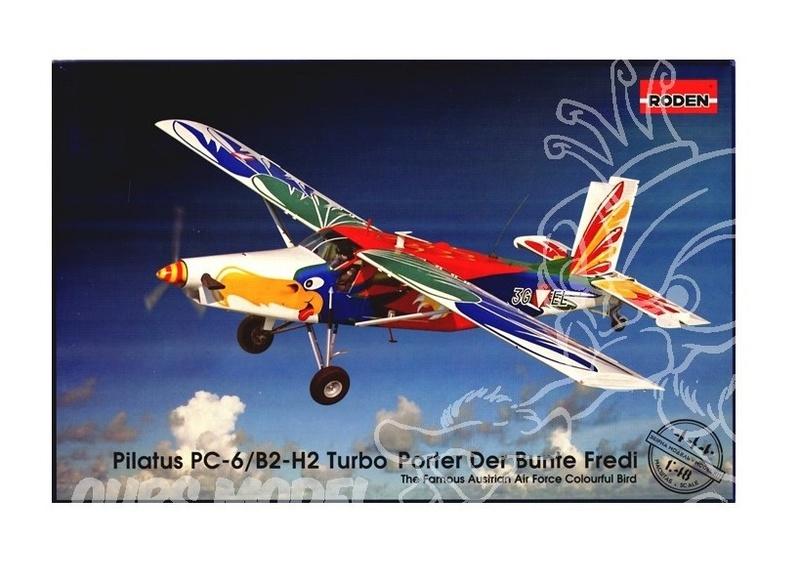 Pilatus PC-6/B2-H4 -. Roden 1/48 - Par fombec6 - Fini. - Page 2 Roden-10