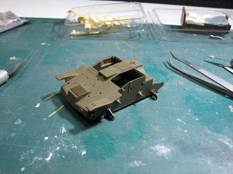 Chenillette Renault UE Tamiya 1/35 Img_5313