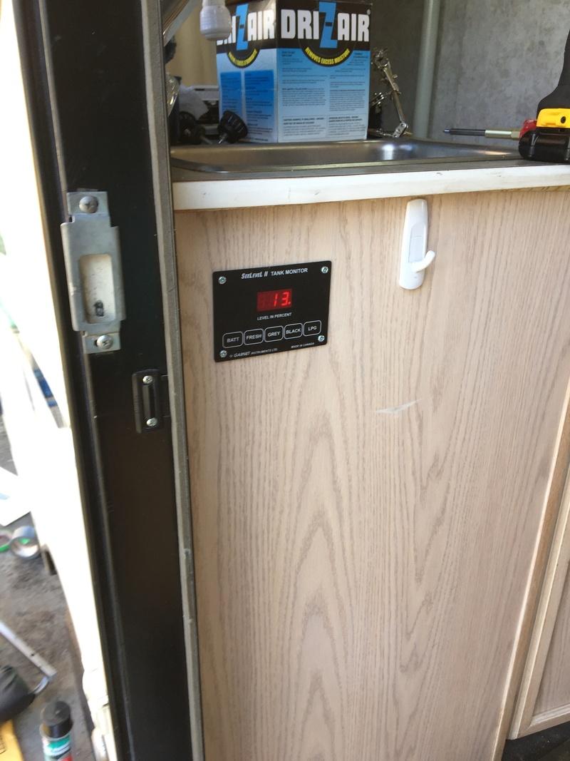 Installation SeeLevel II 709 (Surveillance du niveau des réservoirs) Img_3713