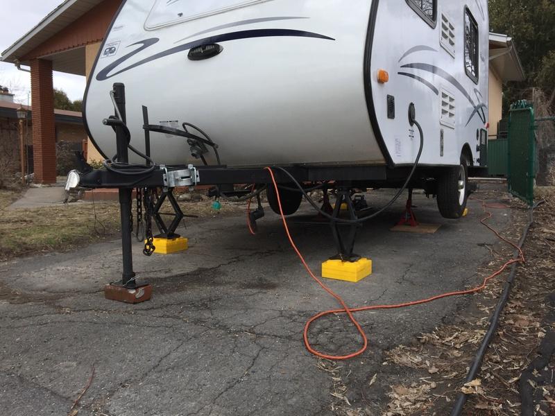 Installation SeeLevel II 709 (Surveillance du niveau des réservoirs) Img_3715