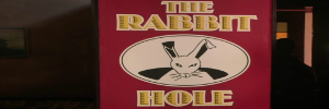 "Bar ""The Rabbit Hole"""