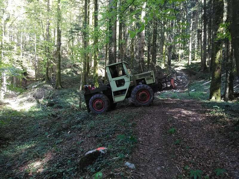 Montage forestier d'un MB Trac 800 - Page 5 Img_2014