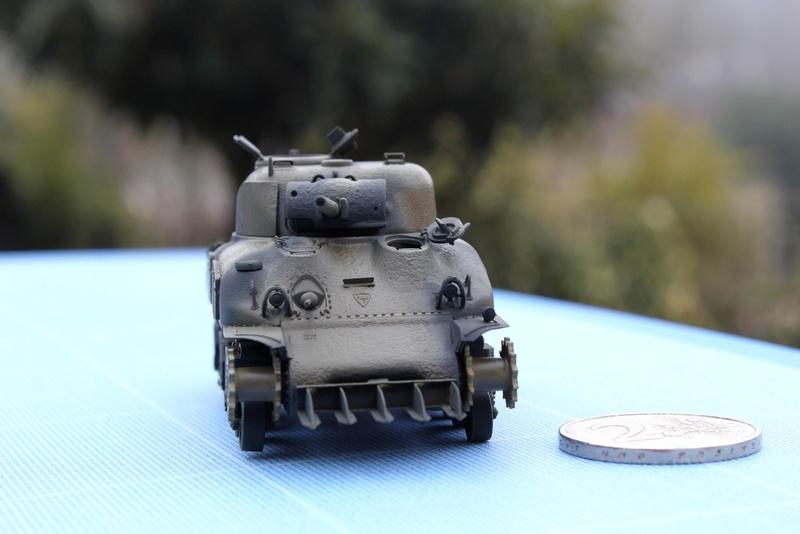 Sherman M4A1 Dragon 1/72 Img_1410