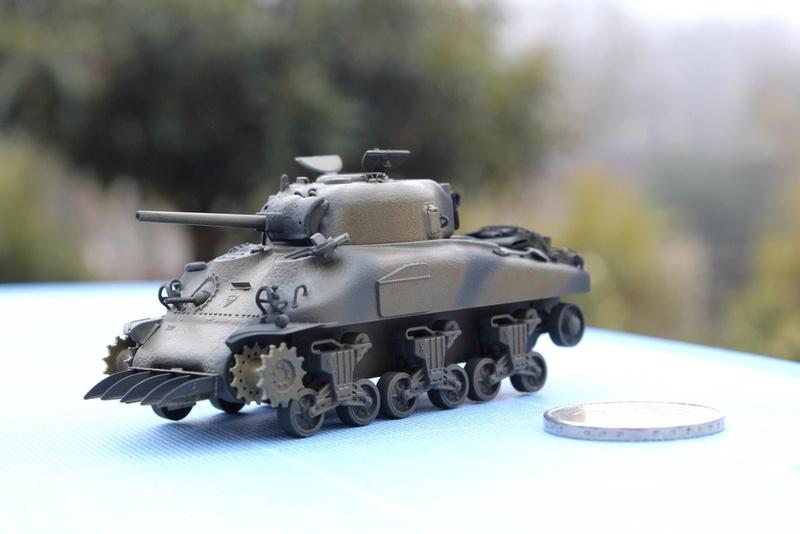 Sherman M4A1 Dragon 1/72 Img_1411