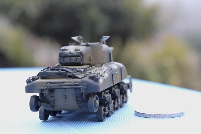 Sherman M4A1 Dragon 1/72 Img_1412