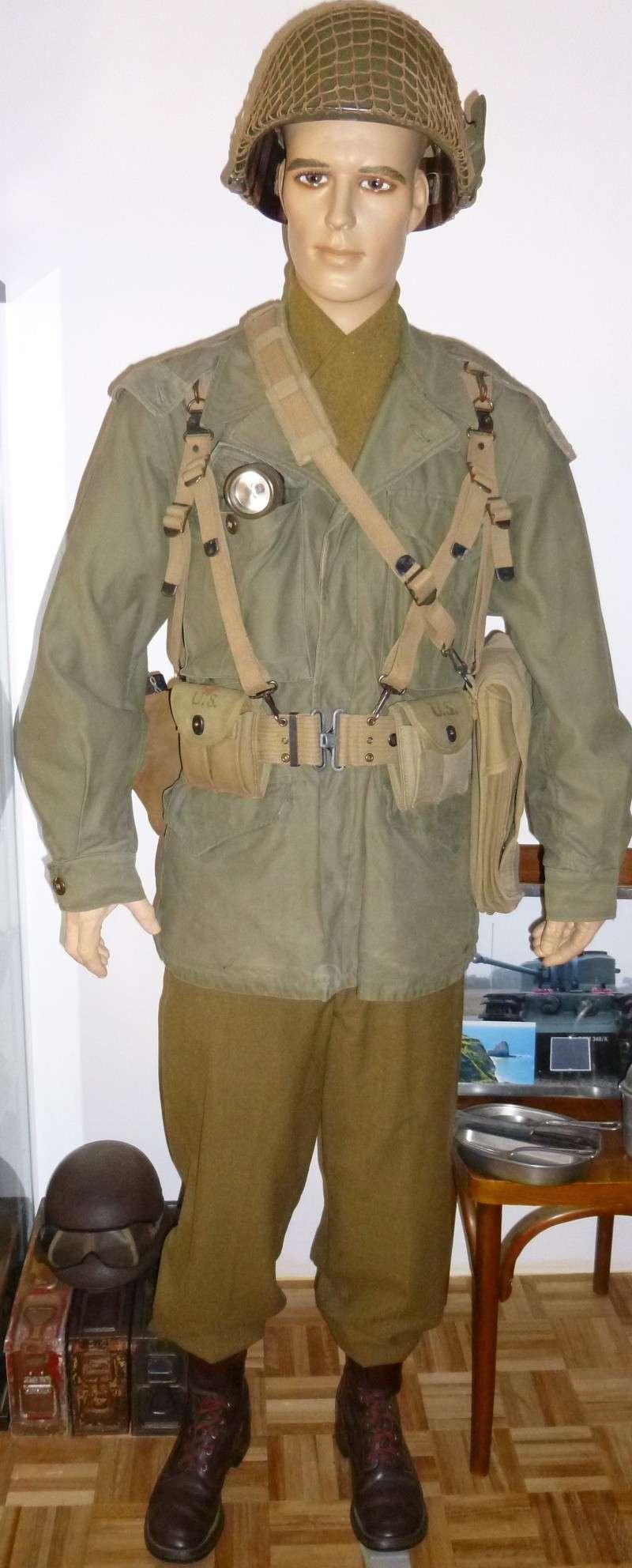 Officier US, 1945. P1000336