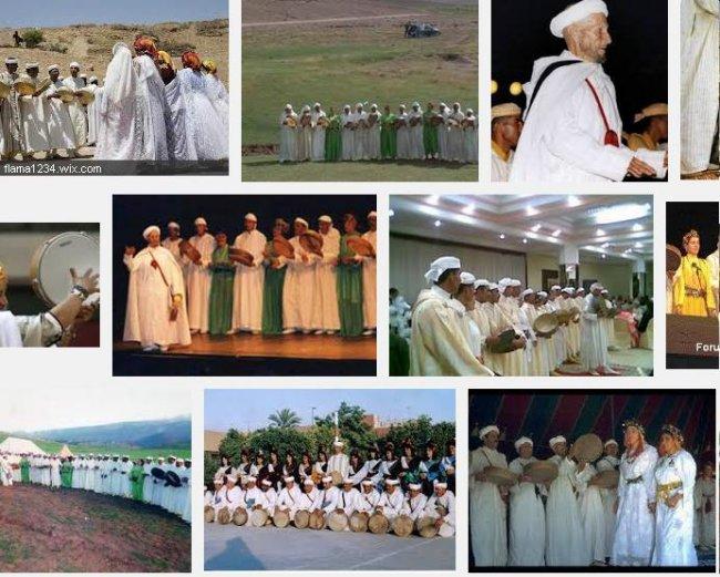 Ahidouss: Musique et danse de l'Atlas Marocain Mimoun12