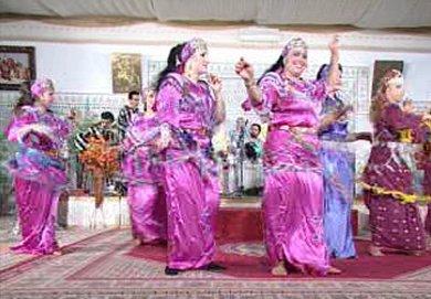 Ahidouss: Musique et danse de l'Atlas Marocain Souss_10