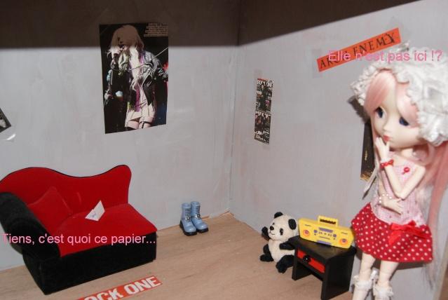[Tranches de vie] Episode 10 : La nouvelle mascotte ! Dsc02222