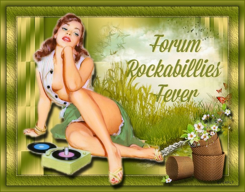 FORUM ROCK A BILLIES FEVER