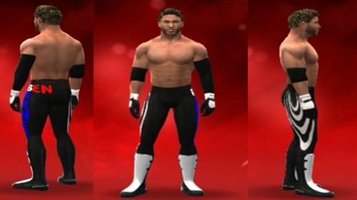 Wrestler's Appearance #13 435