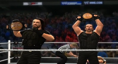 WEL ELIMINATION CHAMBER 2014 Shield10