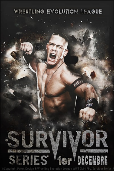 #PPV - Live Event - Survivors Series  Ss_40010