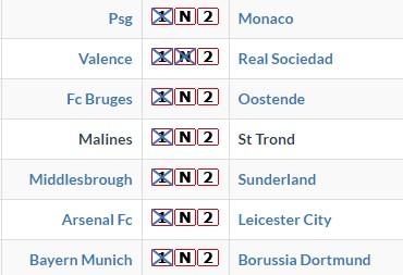 Grands RDV internationaux et Français de Football du 26/04    Pm25