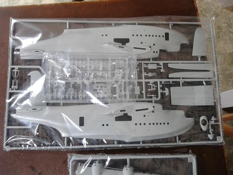 Sunderland MKIII Italeri au 1/72 Img_2072