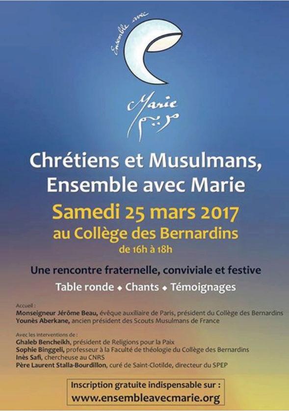 Chrétiens et musulmans, ensemble avec Marie - Page 4 Ensemb10
