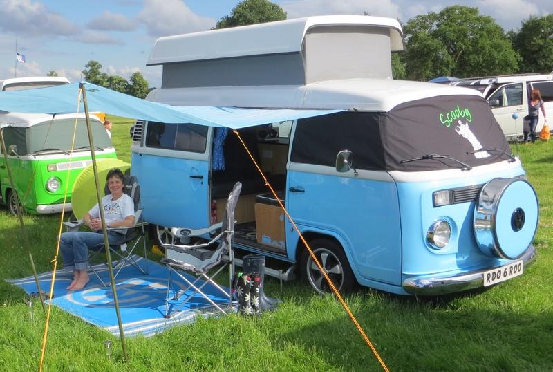 VW moroccan matting Scooby12