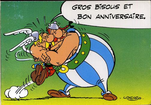 Bien connu Afficher le sujet - Bon Anniversaire Astérix KG23