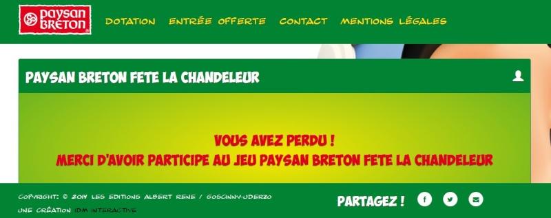 gagner des places pour le parc avec Paysan breton Paysan11