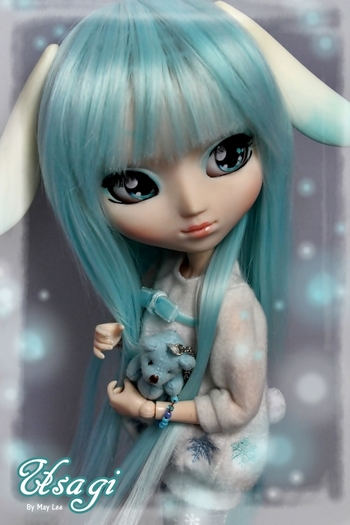 Mes Make-up ^^ ( Pullip / Blythe / Dollfie / BJD) Maj p.1 Usagik10
