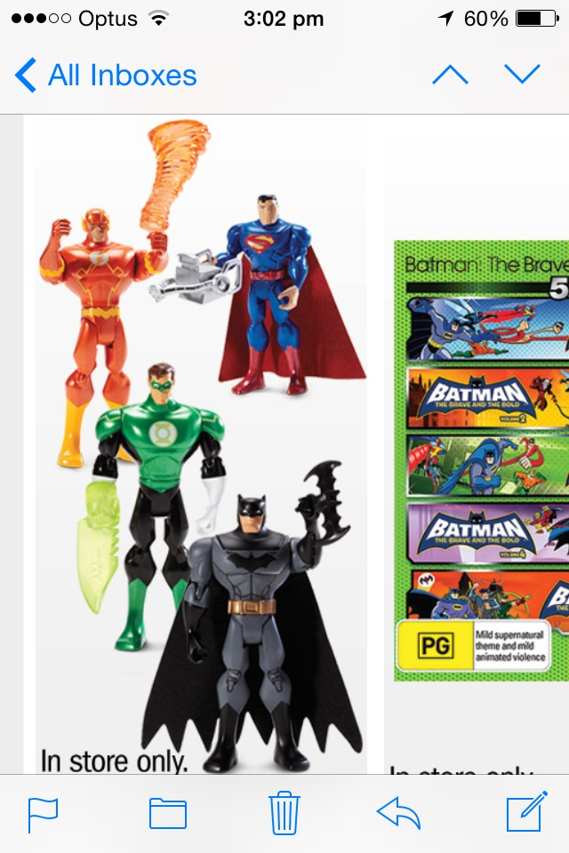 Mattel-DC Total Heroes or Justice League ??? Image21