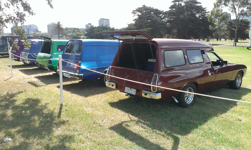 Majestic Vanners to display at the F1 in Melbourne Imag1326