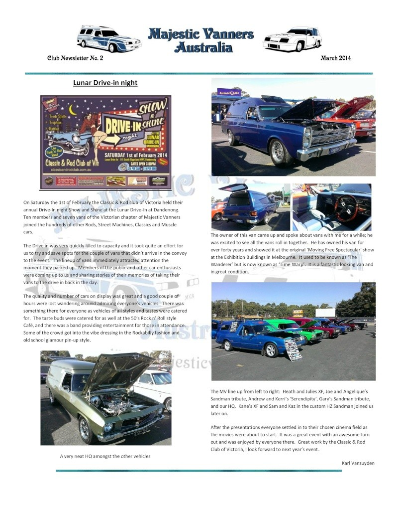 Majestic Vanners Newsletter No.2 March 2014 Mv_new17