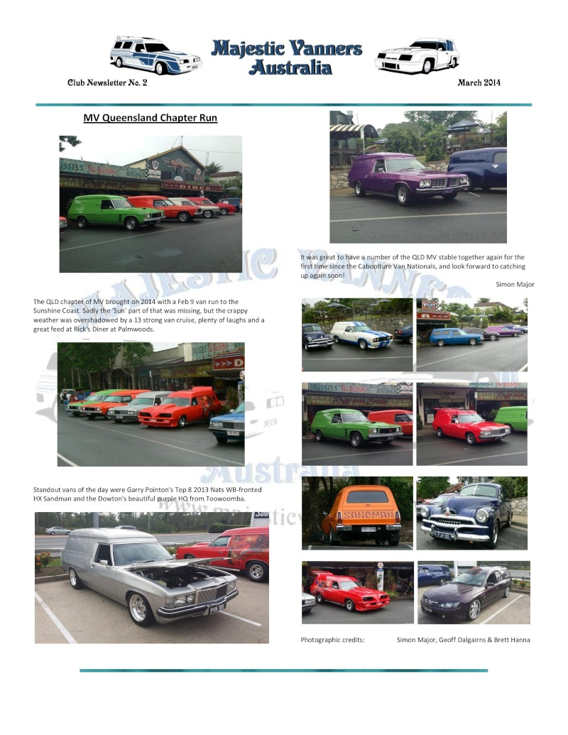 Majestic Vanners Newsletter No.2 March 2014 Mv_new18