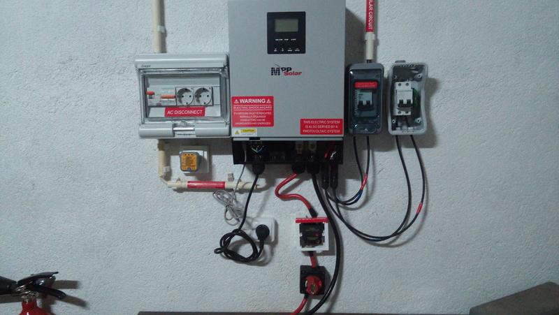 """Passage en mode """"Off-Grid"""" - Déconnecté du réseau électrique Img_2033"""