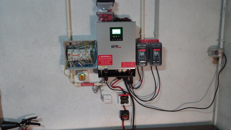 """Passage en mode """"Off-Grid"""" - Déconnecté du réseau électrique Img_2040"""