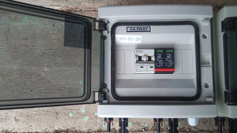 """Passage en mode """"Off-Grid"""" - Déconnecté du réseau électrique Img_2045"""