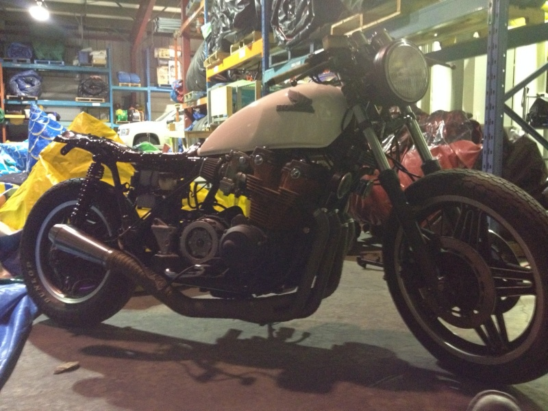 CB900C CafeRacer! - Page 5 Photo-14