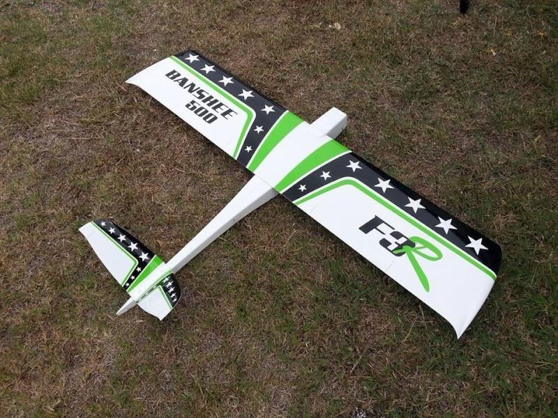 BANSHEE F3R - A1 Composites 15176910