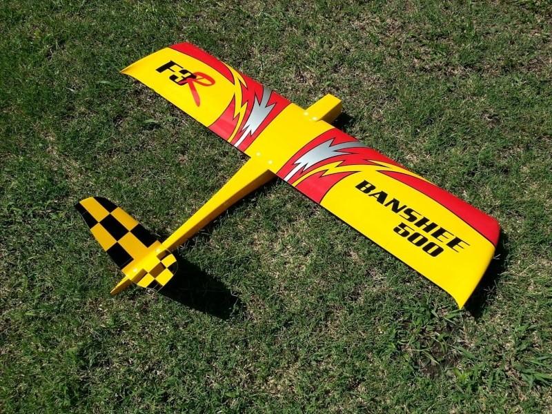 BANSHEE F3R - A1 Composites Image33