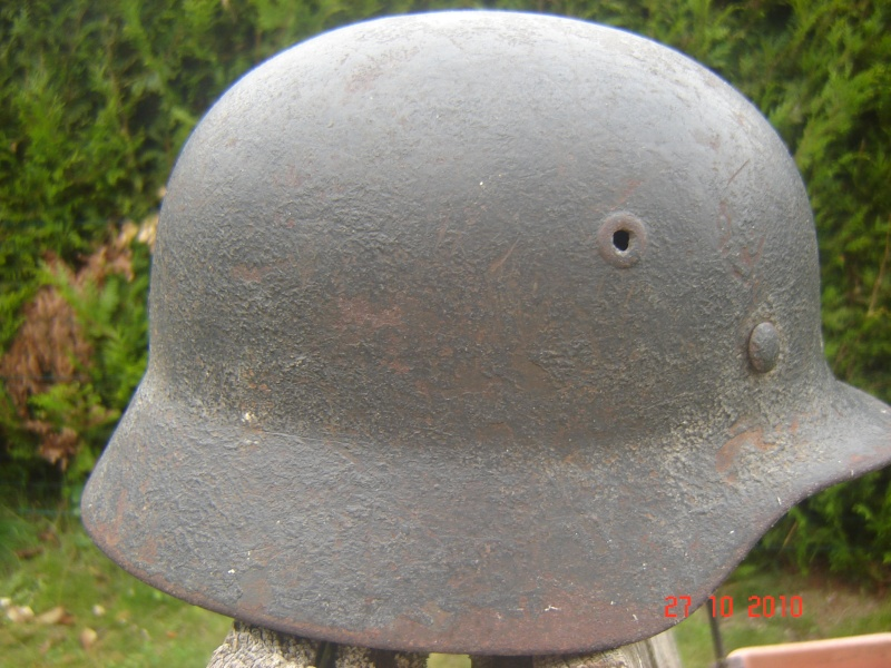 M40 Luftwaffe (complet) - 1 insigne (bétonné) 03411