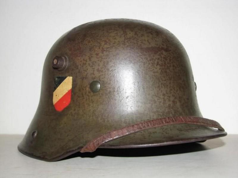 Casque Stahlhelm - mdl 1916 I4k5c111