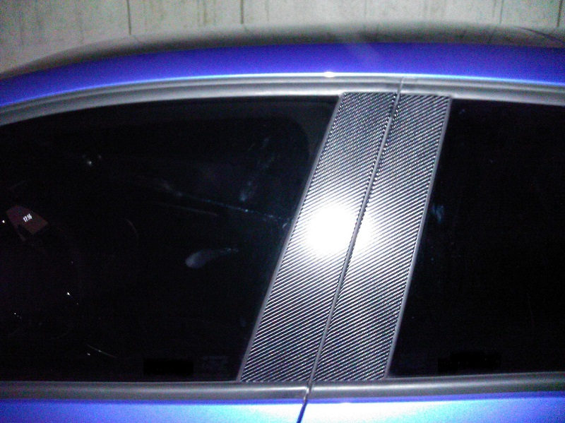 STICKERS carbone pour CLIO IV  Wp_00116