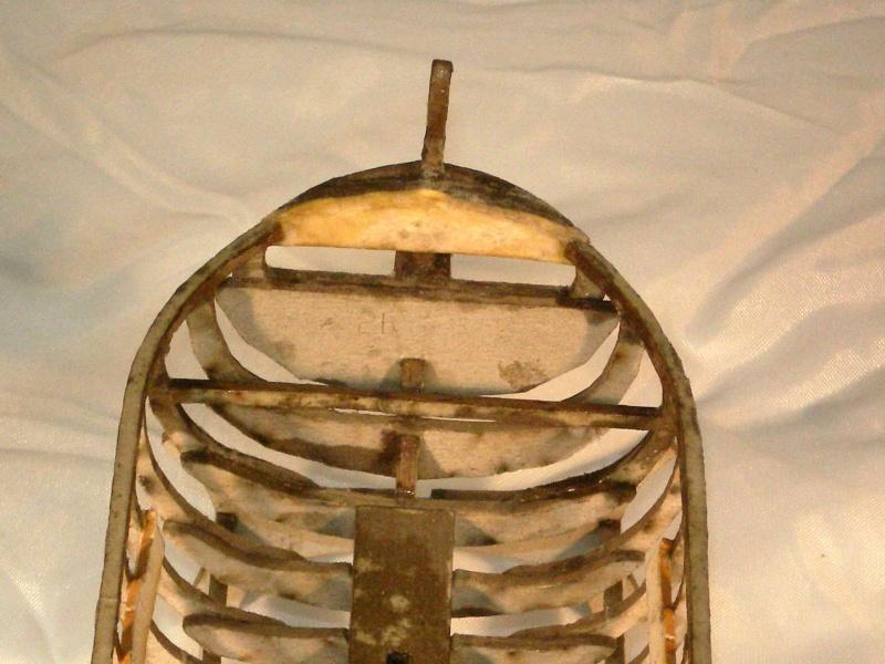 Baubericht Boot des Zar Peter der Grosse FORTUNA (1689) 1:40 Fotobi23