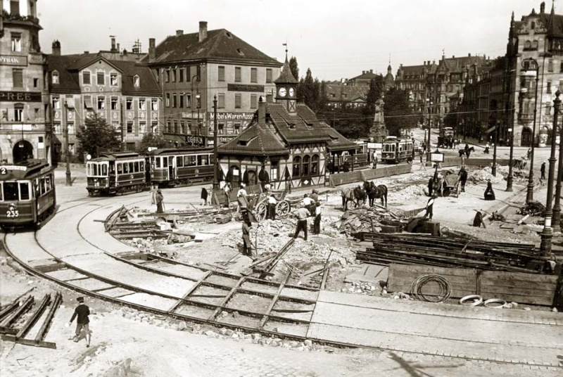Strassenbahn in 1/35 Hf030j10