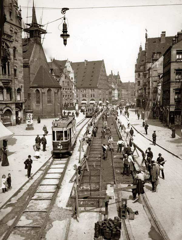 Strassenbahn in 1/35 Hf032m10