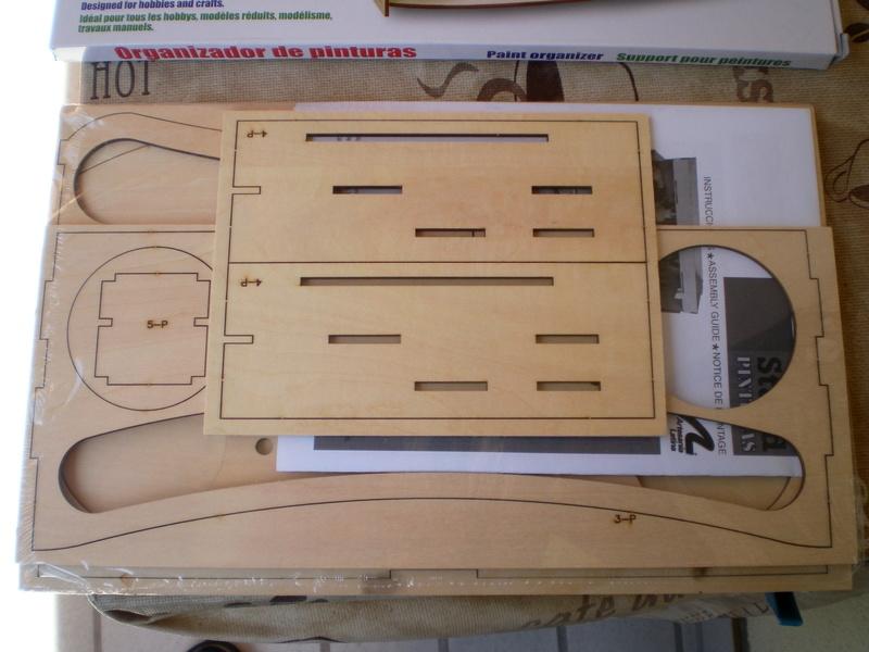 Artesania Latina Werkzeugbox Sany0814