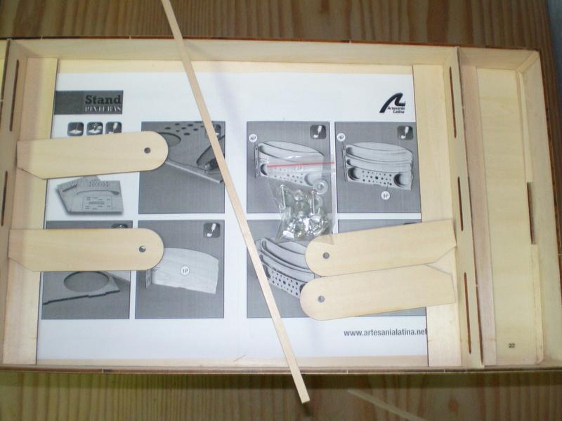 Artesania Latina Werkzeugbox Sany0827