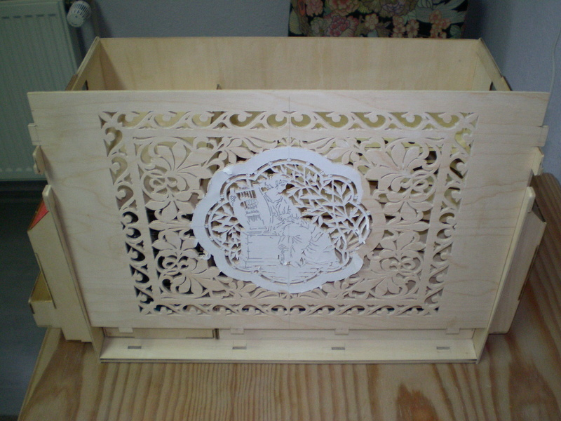 Artesania Latina Werkzeugbox Sany0830