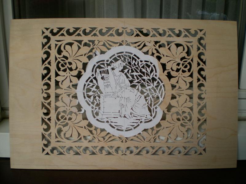 Artesania Latina Werkzeugbox Sany0833