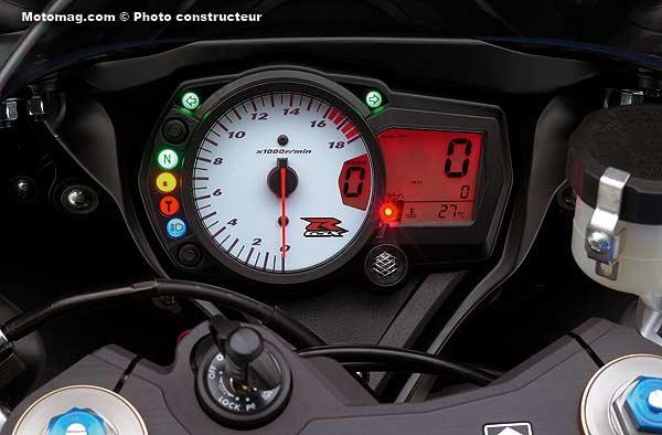 BMW S 1000 RR...2015 Gsxr6010